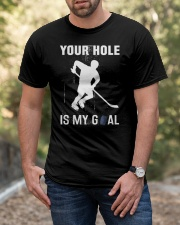 Your Hole Is My Goal Classic T-Shirt apparel-classic-tshirt-lifestyle-front-53