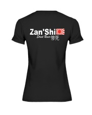 Zanshi 2019 Premium Fit Ladies Tee thumbnail