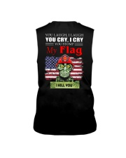 Firefighters shirt You laugh I laugh Sleeveless Tee thumbnail