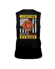 Firefighters Does not play with others Sleeveless Tee thumbnail