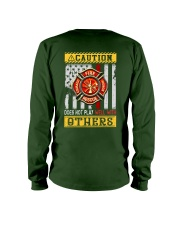 Firefighters Does not play with others Long Sleeve Tee thumbnail