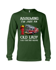I'm just an old lady Long Sleeve Tee thumbnail