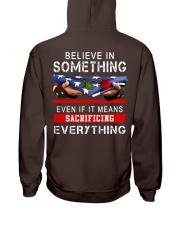 Firefighters believe  Hooded Sweatshirt thumbnail