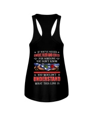 You wouldn't understand  Ladies Flowy Tank thumbnail