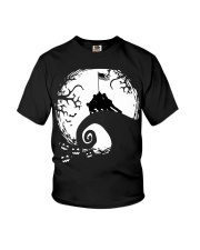 Firefighter nightmare Youth T-Shirt thumbnail