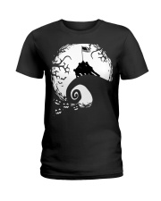 Firefighter nightmare Ladies T-Shirt thumbnail