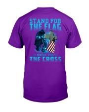 Kneel for the Cross  Classic T-Shirt tile