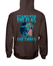 Kneel for the Cross  Hooded Sweatshirt thumbnail
