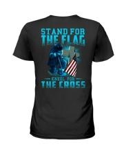 Kneel for the Cross  Ladies T-Shirt thumbnail