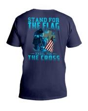Kneel for the Cross  V-Neck T-Shirt thumbnail