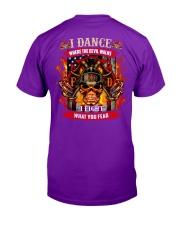 I dance where the devil walks Classic T-Shirt tile
