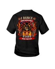 I dance where the devil walks Youth T-Shirt thumbnail