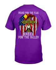 Firefighter shirt Stand for the flag  Classic T-Shirt thumbnail