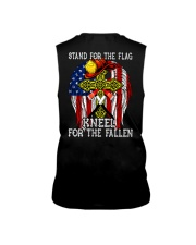 Firefighter shirt Stand for the flag  Sleeveless Tee thumbnail