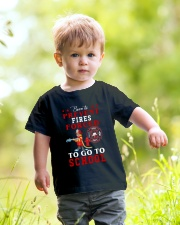 to go to school  Youth T-Shirt lifestyle-youth-tshirt-front-5