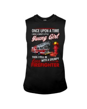 Firefighter Once upon a time  Sleeveless Tee thumbnail