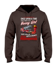 Firefighter Once upon a time  Hooded Sweatshirt thumbnail