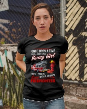 Firefighter Once upon a time  Ladies T-Shirt apparel-ladies-t-shirt-lifestyle-03