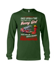 Firefighter Once upon a time  Long Sleeve Tee thumbnail