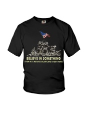 Firefighters Believe  Youth T-Shirt thumbnail