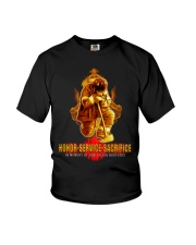 Firefighter shirt In memory of Our Fallen Brothers Youth T-Shirt thumbnail