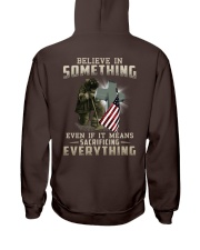 Firefighters Believe  Hooded Sweatshirt thumbnail