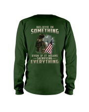 Firefighters Believe  Long Sleeve Tee thumbnail