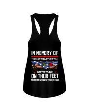 In memory of  Ladies Flowy Tank thumbnail