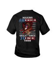 Making America Great since June 1980 Youth T-Shirt thumbnail