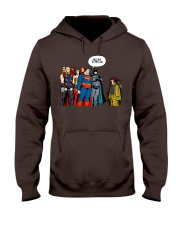 Welcome to the club firefighter  Hooded Sweatshirt thumbnail