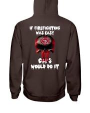 If firefighting was easy  Hooded Sweatshirt thumbnail