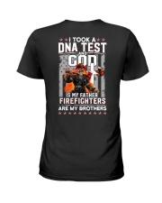 I am a Firefighter  Ladies T-Shirt thumbnail
