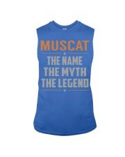 MUSCAT - Myth Legend Name Shirts Sleeveless Tee thumbnail
