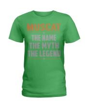 MUSCAT - Myth Legend Name Shirts Ladies T-Shirt thumbnail