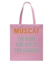 MUSCAT - Myth Legend Name Shirts Tote Bag thumbnail