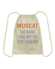 MUSCAT - Myth Legend Name Shirts Drawstring Bag thumbnail