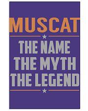 MUSCAT - Myth Legend Name Shirts 11x17 Poster thumbnail