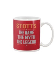 STOTTS - Myth Legend Name Shirts Mug thumbnail