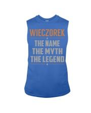 WIECZOREK - Myth Legend Name Shirts Sleeveless Tee thumbnail