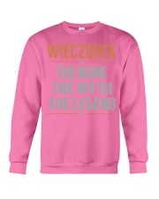 WIECZOREK - Myth Legend Name Shirts Crewneck Sweatshirt tile