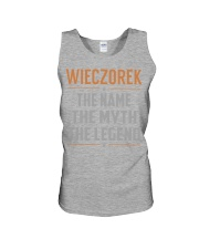 WIECZOREK - Myth Legend Name Shirts Unisex Tank tile