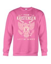 Team KRISTENSEN - Lifetime Member Crewneck Sweatshirt thumbnail