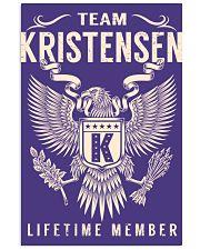 Team KRISTENSEN - Lifetime Member 11x17 Poster thumbnail