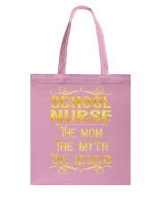 School Nurse - Mom Job Title Tote Bag thumbnail