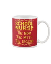 School Nurse - Mom Job Title Mug thumbnail
