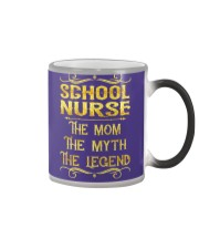 School Nurse - Mom Job Title Color Changing Mug thumbnail