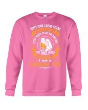 Radiology Tech - Brave Heart Job Title Crewneck Sweatshirt thumbnail