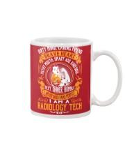 Radiology Tech - Brave Heart Job Title Mug thumbnail