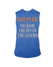 SHEPLER - Myth Legend Name Shirts Sleeveless Tee thumbnail