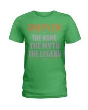 SHEPLER - Myth Legend Name Shirts Ladies T-Shirt thumbnail